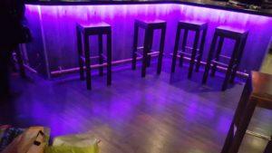 Swingcafe De Buurvrouw Bar Licht